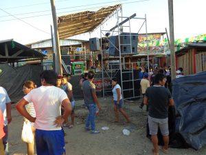 Madre de Dios: Recuperan franja de carretera interoceánica sur invadida por informales