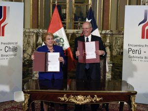 Perú y Chile coordinarán lucha contra la trata de personas y tráfico de migrantes