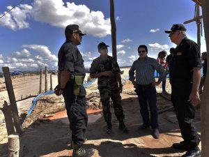 Policía realiza operativo contra minería ilegal en Madre de Dios