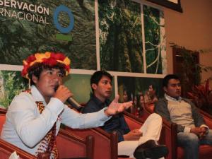 Presentan logros de proyecto en gestión de cuencas andino-amazónicas en Perú y Colombia