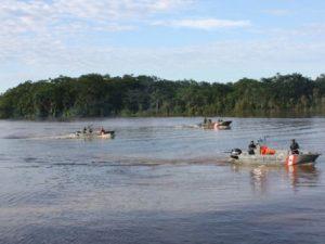Loreto: Nivel de río Napo sigue en descenso pero mantiene su alerta naranja