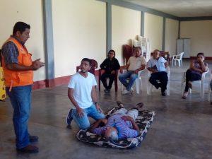 San Martín: Capacitan a personal de la sede central de la Drasam