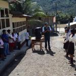 Vraem: Mejoran infraestructura de escuela en Anchihuay