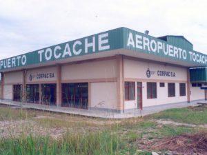 Ejecutivo declara de interés nacional modernización de aeródromo de Tocache