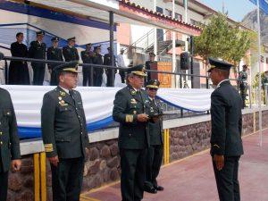 Ayacucho: Unos 165 nuevos oficiales egresan para combatir a delincuentes