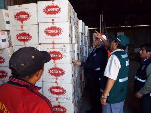 Cusco recibe donación para combatir expansión de incendios forestales
