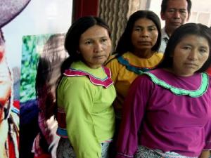 Promueven políticas de Estado a favor de poblaciones indígenas