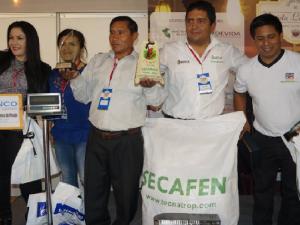 El mejor cafetalero peruano dará conferencia en el Vraem