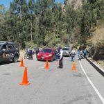 Fiscalizan al transporte interprovincial en Cangallo