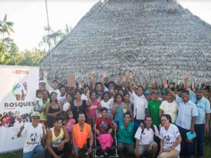GORE Loreto y Programa Bosques impulsan la conservación de bosques