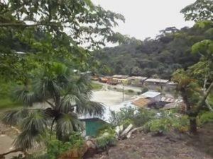 Amazonas: Tres vías interrumpidas por lluvias