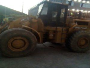 Incautan maquinaria por minería ilegal en Tingo María