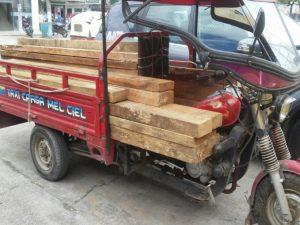 Leoncio Prado: Policía incauta producto maderable
