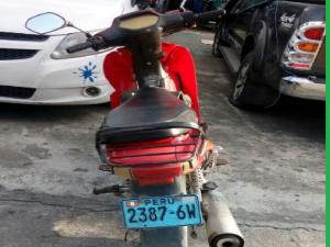 Tingo María: Policía recupera vehículo menor