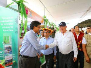 PPK felicitó a participantes en ExpoAmazónica 2017