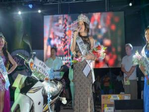 "Pichari: Josselin Medina fue elegida ""Miss Sumac Coca K'intu 2017"""