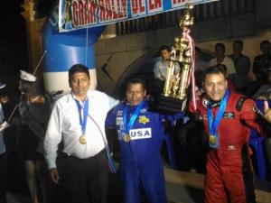 Pichari: Rally hizo vibrar a la afición cusqueña