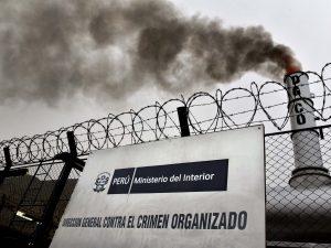 Policía incinera más de 30 toneladas de droga