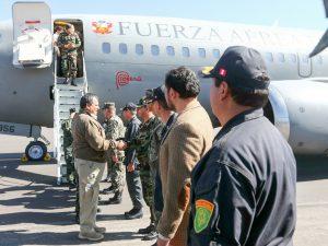 Presentarán grupo especial para operaciones militares en el Vraem