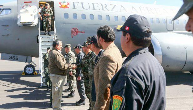 Un militar muerto y tres heridos por nuevo enfrentamiento con terroristas — VRAEM