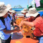Productores del Monzón demuestran habilidades en manejo del café