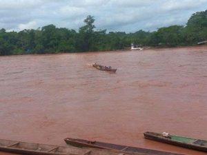 Río Ucayali incrementó su nivel pero sigue en alerta amarilla