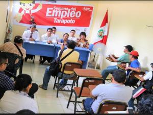 San Martín: Brindan servicio legal gratuito a trabajadores de escasos recursos