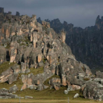 Santuario Nacional de Huayllay proyecta ruta geológica para el 2018
