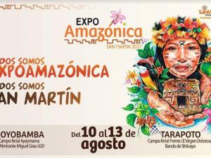 Serfor promueve cadenas productivas de recursos forestales en Expo Amazónica 2017