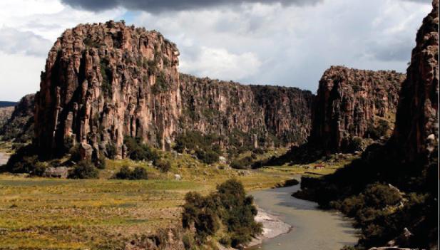 Declaran a la zona de Tres Cañones como área de conservación — Cusco