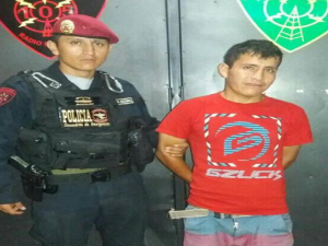 Tres requisitoriados capturados por la policía en Leoncio Prado