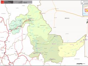 Ucayali: Realizan monitoreo en materia de gestión reactiva del riesgo de desastres