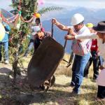 Vilcas Huamán: Inician construcción de puesto de salud en distrito de Independencia
