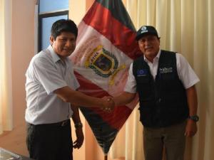 Vraem: Firman acuerdo para impulsar el desarrollo del distrito de Ayna