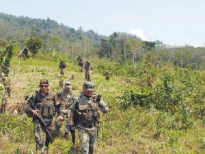 Militar falleció durante emboscada en el Vraem