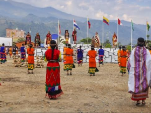 XIII Festival Internacional de la Hoja de Coca comenzó en Pichari
