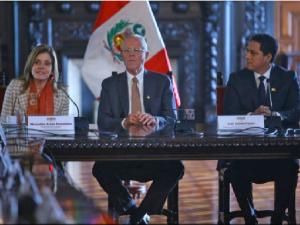 Gobiernos regionales expresan su respaldo a nuevo gabinete ministerial