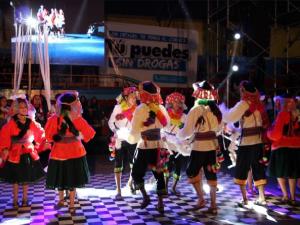 Ayacucho: Festival congregó a más de mil jóvenes en rechazo al consumo de drogas