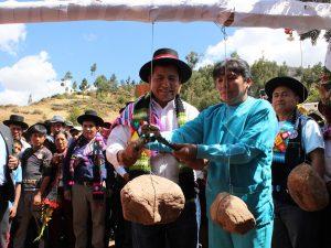 Ayacucho: Inician construcción de tres puestos de salud en Socos