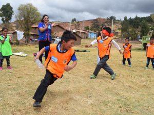 Ayacucho: Realizan sesiones lúdicas para fortalecer la comunicación infantil en Socos