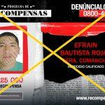 Capturan a dos requisitoriados por tráfico ilícito de drogas