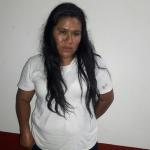 Capturan a requisitoriada por tráfico ilícito de drogas en Huánuco