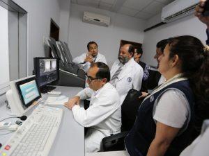 Chachapoyas: Minsa inauguró primeros servicios de teletomografía y teleradiología del país