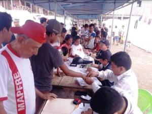 Entregarán DNI gratuito a damnificados por incendio en Iquitos