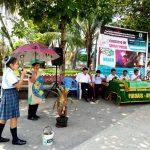 Escolares de Sivia participan en concurso ambiental de canto y poesía