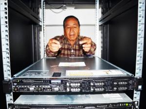 Junín: Instalan servidor para albergar plataforma de sistema información ambiental