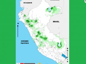 Loreto: Distrito de Mazán registró el mayor acumulado de lluvias