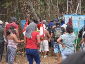 Madre de Dios: Invasores de terreno recibieron condenas