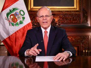 PPK: Este domingo el Perú tendrá un nuevo gabinete ministerial