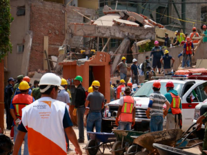 Iniciativa para ayudar a niños y familias afectados por el terremoto de México